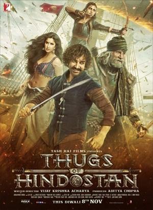 Thugs of Hindostan (2018) [Hindi]